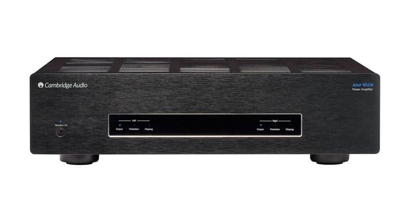 Cambridge Audio Azur 651W Noir