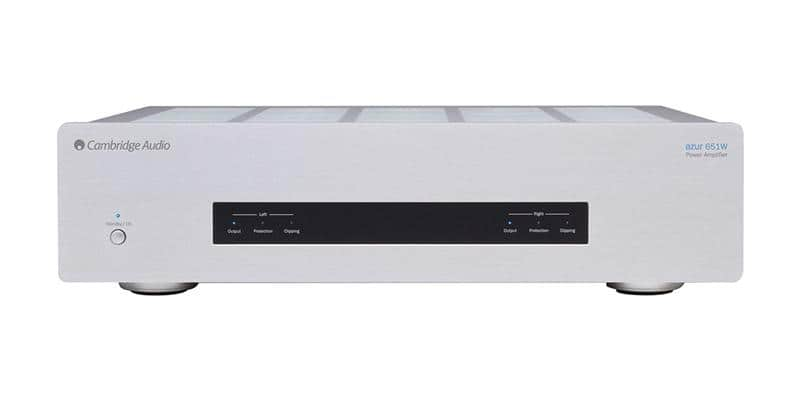 Cambridge Audio Azur 651W Silver