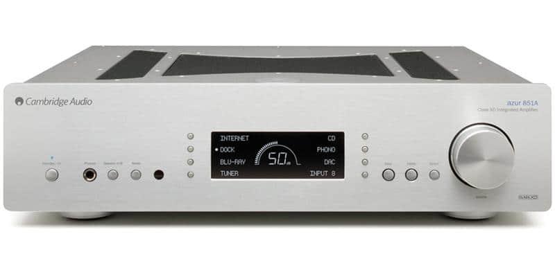 Cambridge Audio Azur 851A Argent