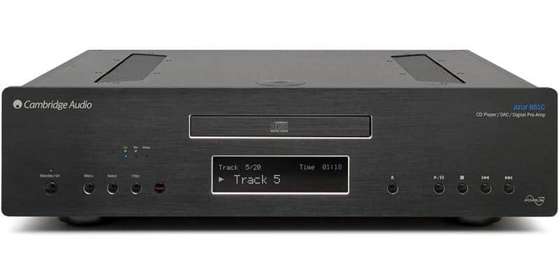 Cambridge Audio Azur 851C Noir