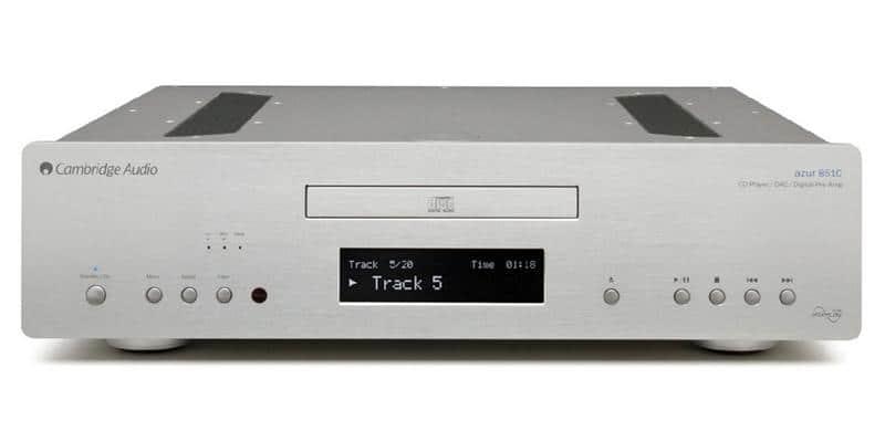 Cambridge Audio Azur 851C Argent