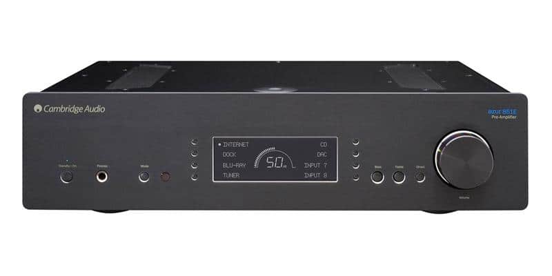 Cambridge Audio Azur 851E Noir