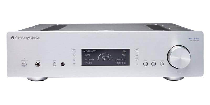 Cambridge Audio Azur 851E Argent