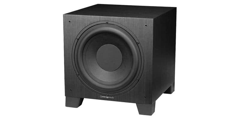 Cambridge Audio Aero 9 Noir