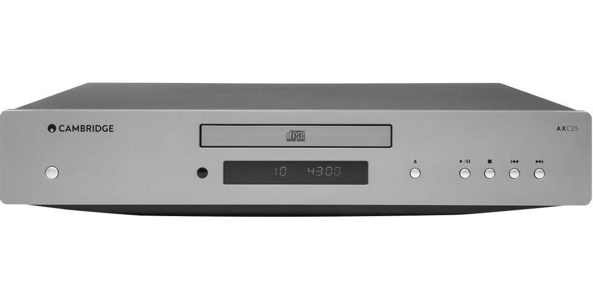 Cambridge Audio AX C25 Gris