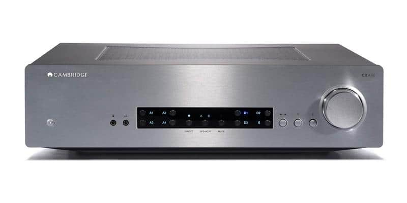 Cambridge Audio CXA80 Silver