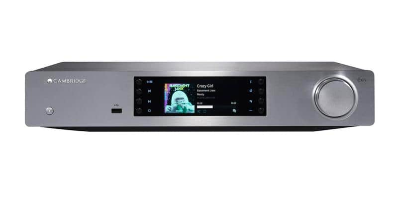 Cambridge Audio CXN Silver
