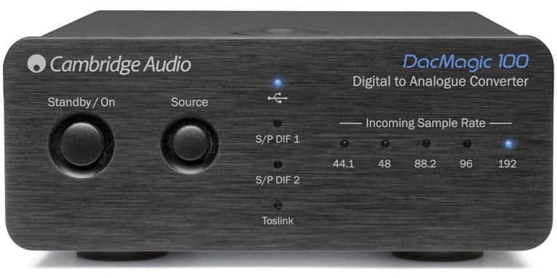 Cambridge Audio Dac Magic 100 Noir