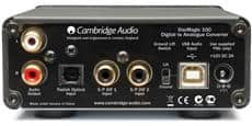 Cambridge Audio Dac Magic 100 Noir