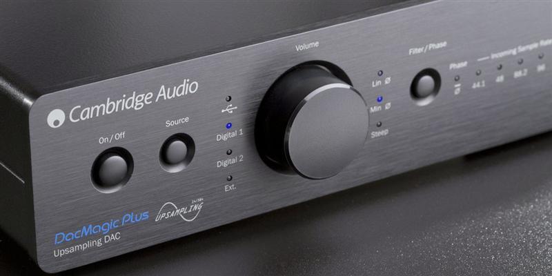 Cambridge Audio Dac Magic Plus Noir