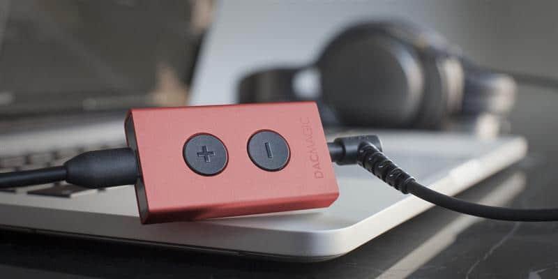 Cambridge Audio DacMagic XS Rouge