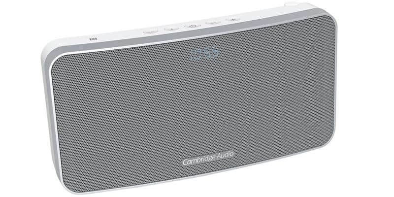 Cambridge Audio Go Radio Blanc