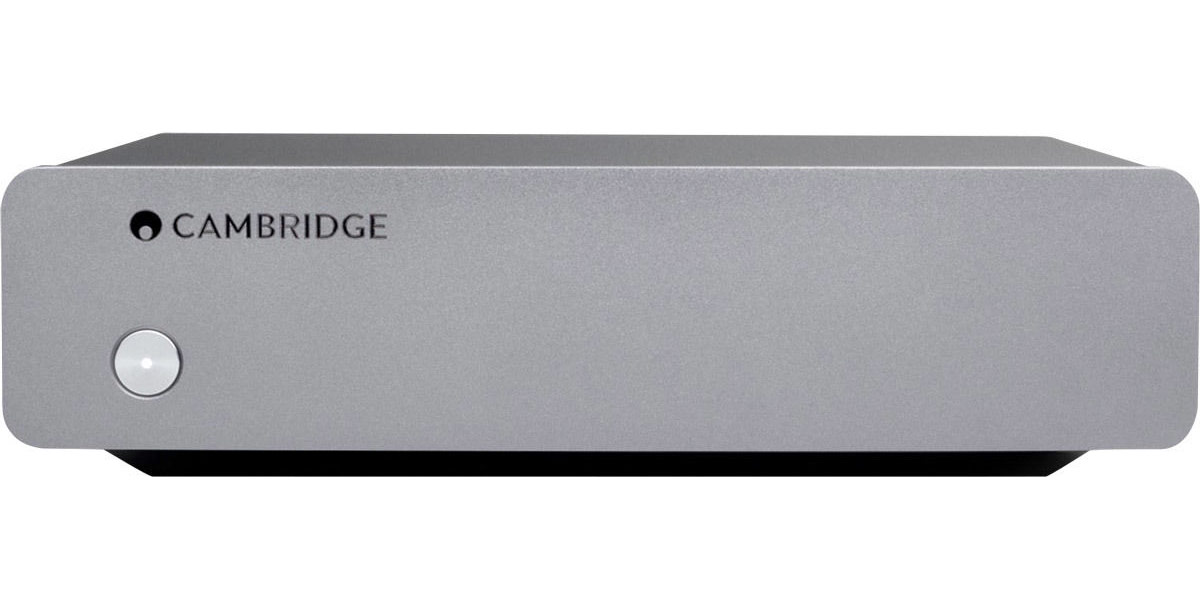 Cambridge Audio Solo Argent