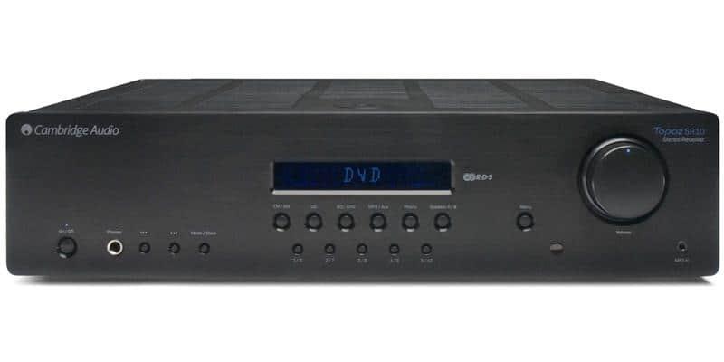 Cambridge Audio Topaz SR10 Noir