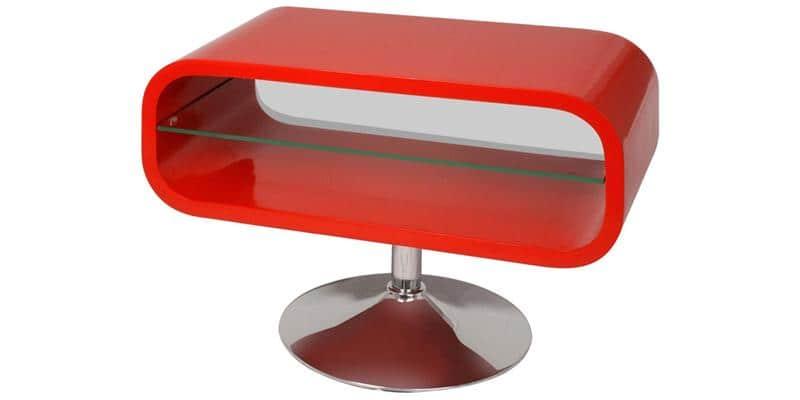 coti design disco rouge meubles tv divers sur easylounge. Black Bedroom Furniture Sets. Home Design Ideas