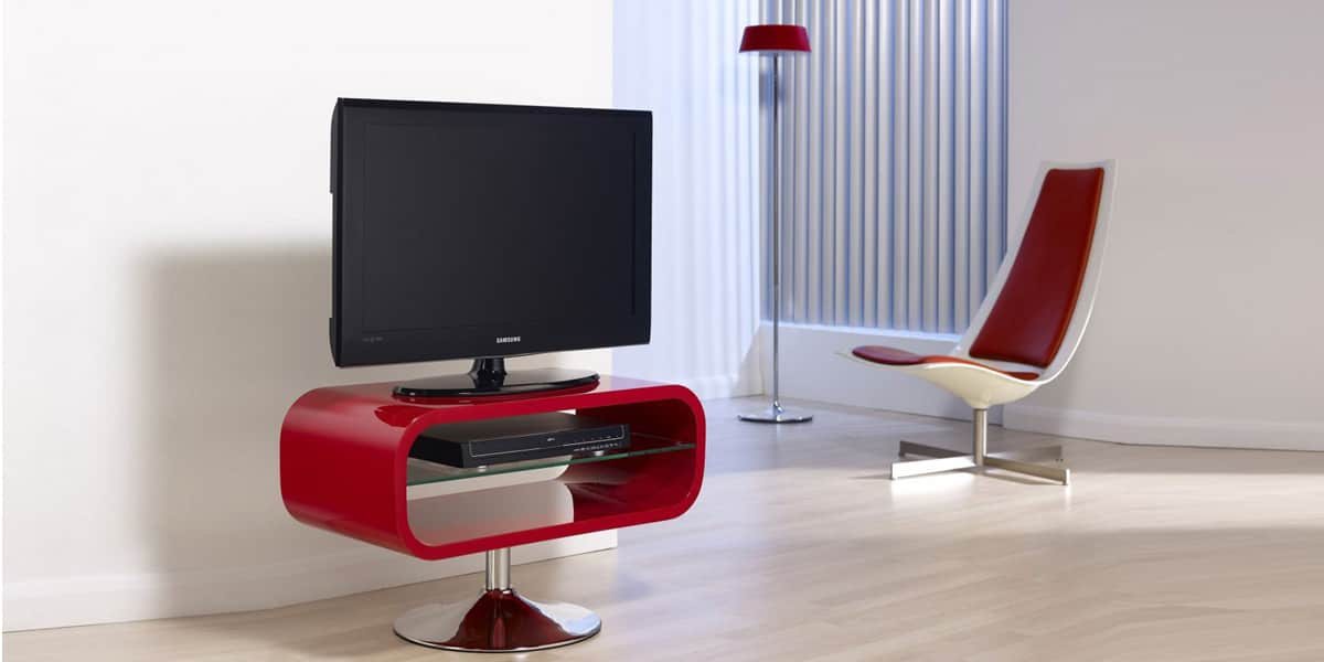 coti design disco rouge meubles tv divers sur easylounge. Black Bedroom Furniture Sets. Home Design Ideas