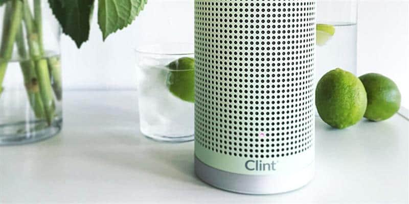 Clint Freya Bluetooth Vert pastel