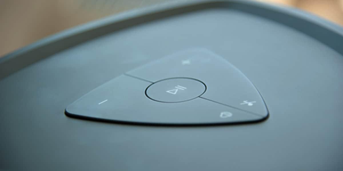 Clint odin gris fonc enceintes wifi et airplay sur for Enceinte wifi exterieur