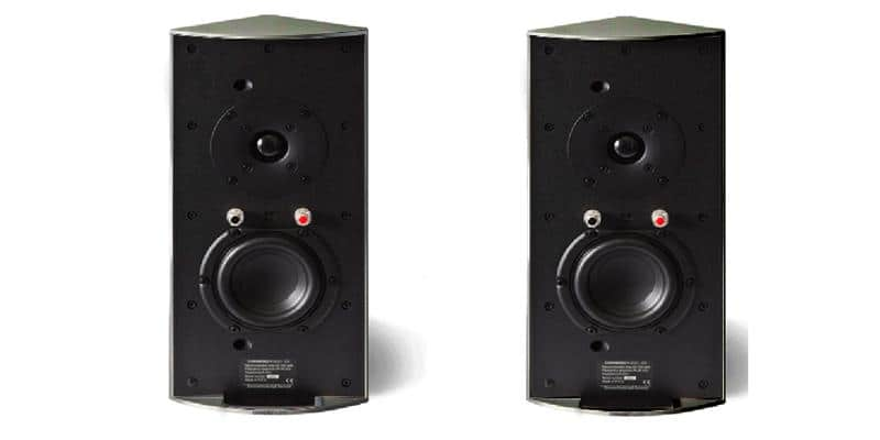 Cornered Audio Cornered C3 Noir