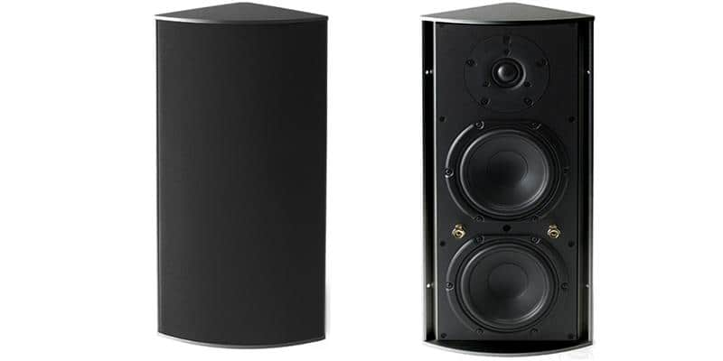 Cornered Audio Cornered C5 Noir