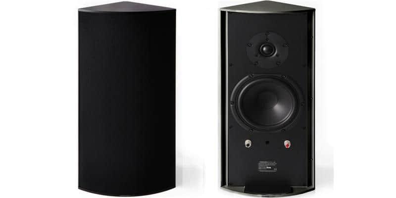 Cornered Audio Cornered C6 Noir