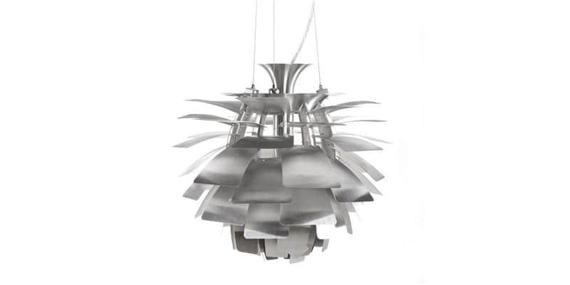 Coti Design Alcachofa Chromé