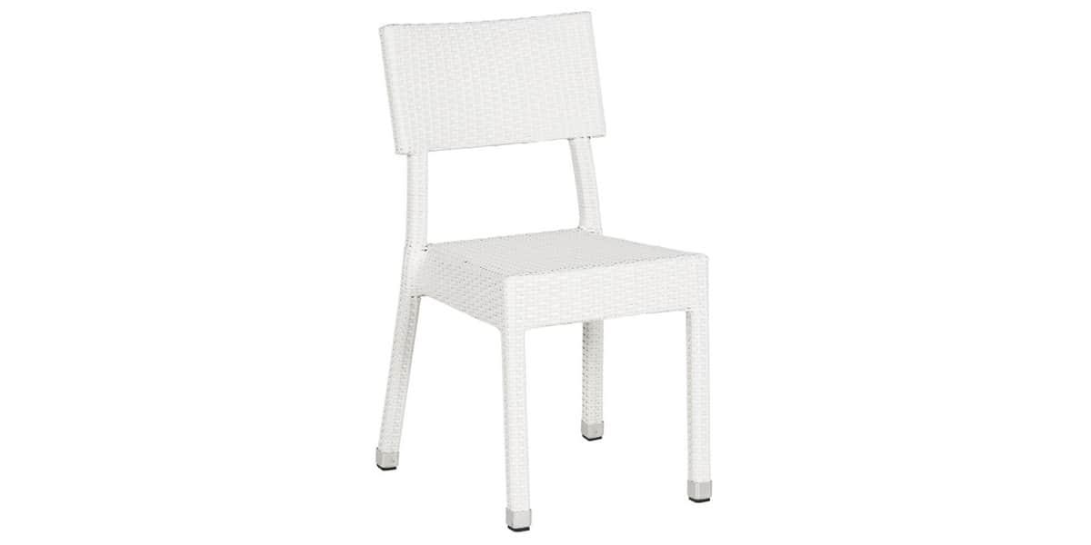 Coti design arnal blanc toutes les chaises sur easylounge for Toutes les chaises