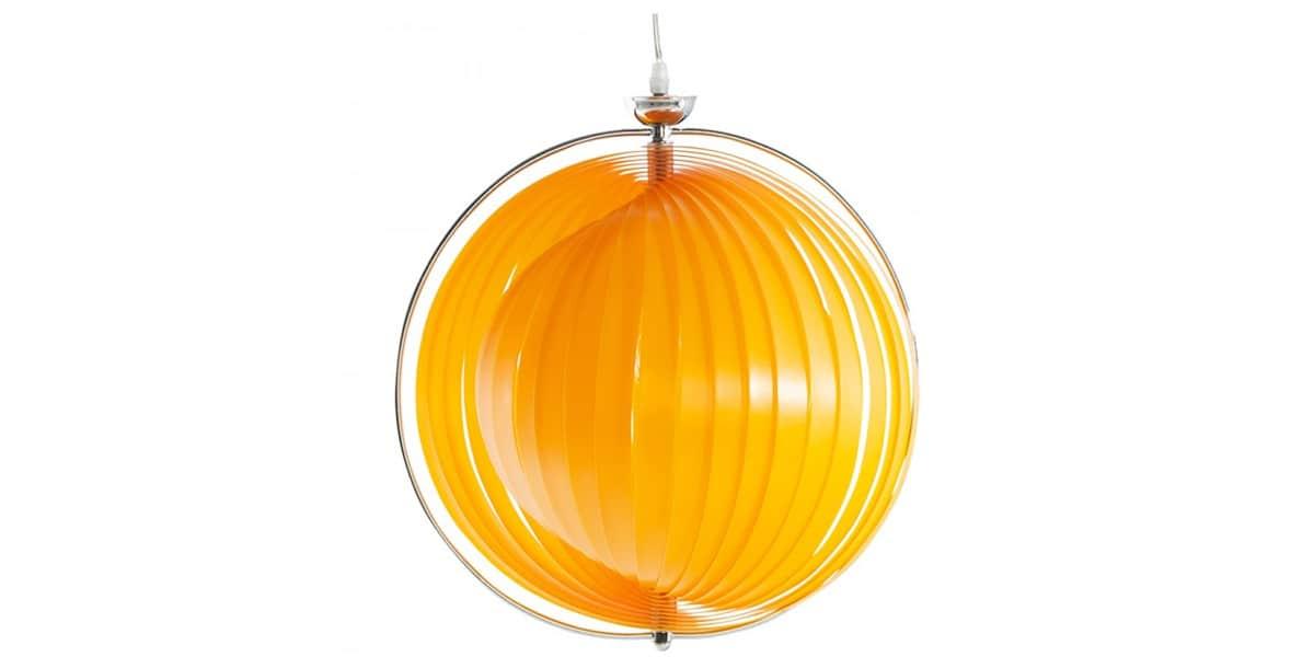 coti design bulbea orange suspensions luminaires sur easylounge. Black Bedroom Furniture Sets. Home Design Ideas
