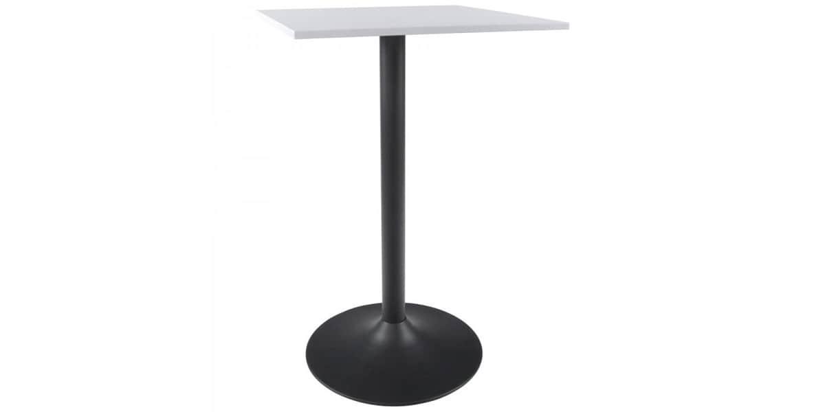 coti design circa noir 110 cm pieds de table sur easylounge. Black Bedroom Furniture Sets. Home Design Ideas