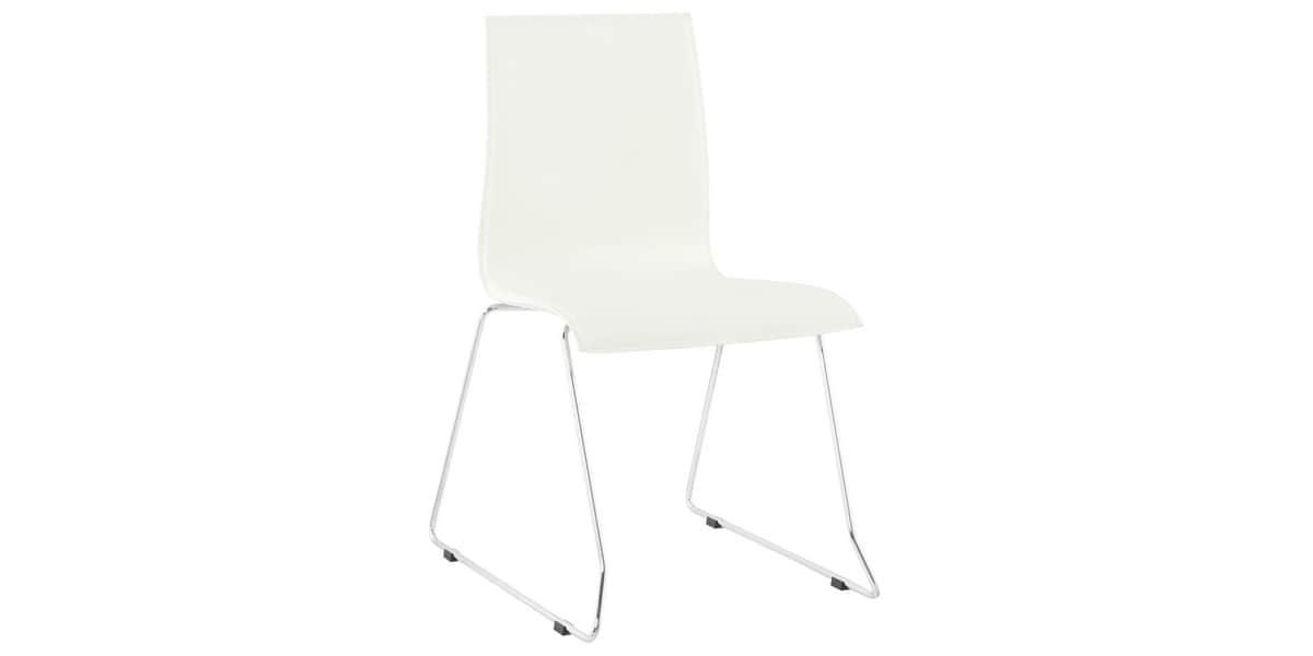 Coti design connecticut blanc toutes les chaises sur for Toutes les chaises