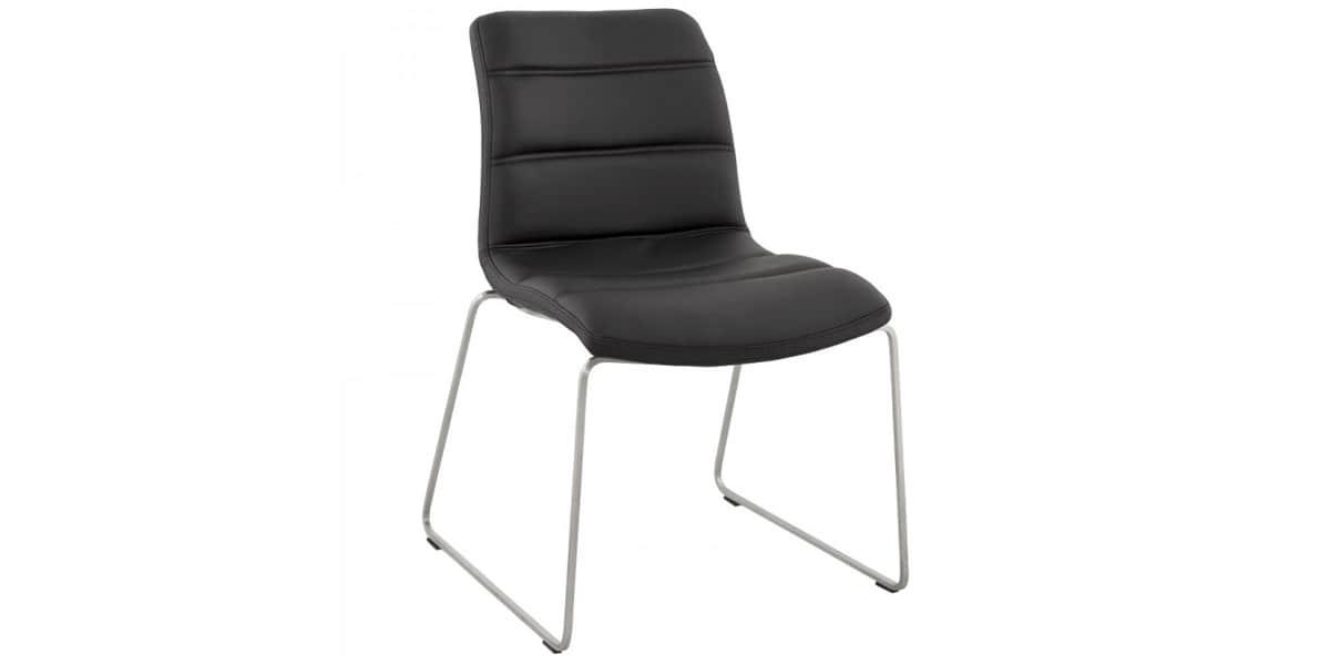Coti design florida noir toutes les chaises sur easylounge for Toutes les chaises