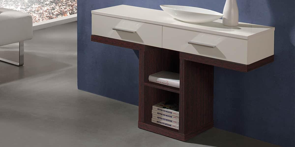 coti design paterna weng et blanc meubles d 39 entr e sur. Black Bedroom Furniture Sets. Home Design Ideas