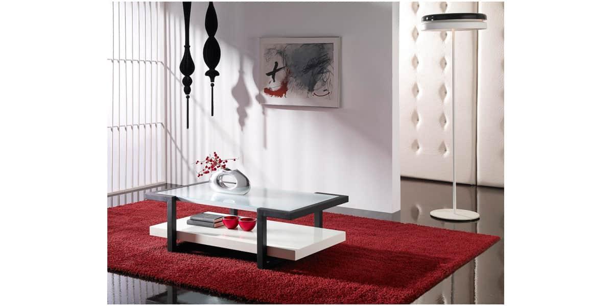 coti design aludra blanc tables basses sur easylounge. Black Bedroom Furniture Sets. Home Design Ideas