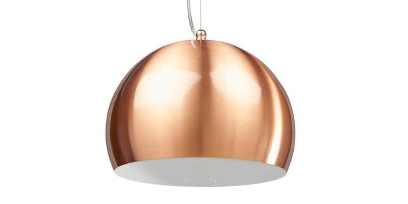 Coti Design Kupol Copper