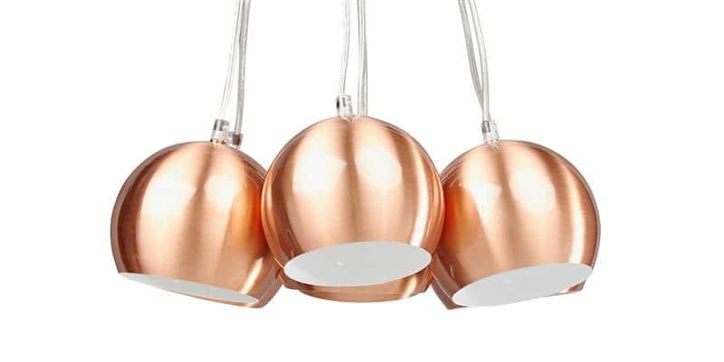 Coti Design Skal Copper