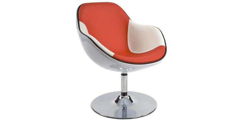 Coti Design Oregon Blanc et Rouge