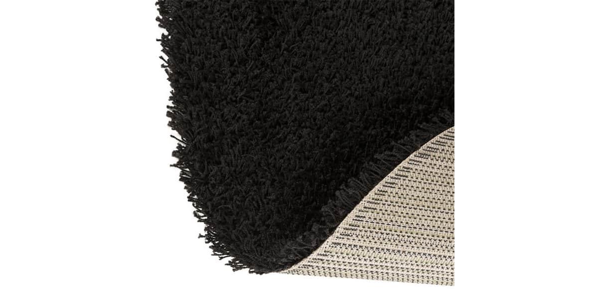 coti design lind s noir tapis de salon sur easylounge. Black Bedroom Furniture Sets. Home Design Ideas