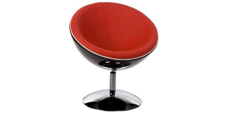 Coti Design Tennessee Noir et Rouge