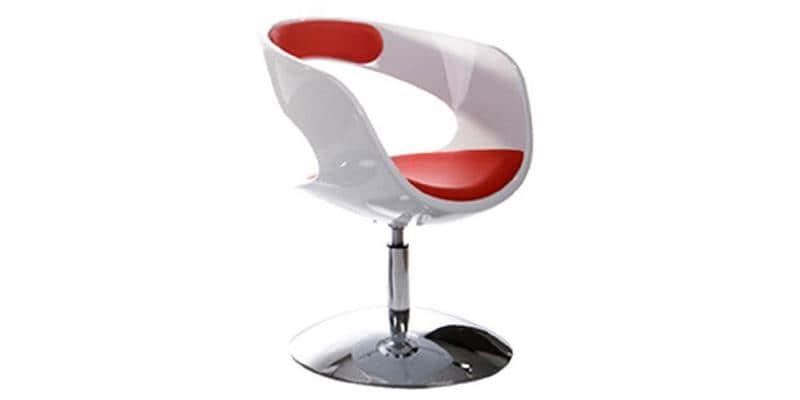 Coti Design Vermont Blanc et Rouge
