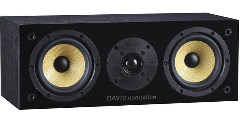 Davis Acoustics Balthus 10 Bois noir