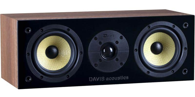 Davis Acoustics Balthus 10 Noyer