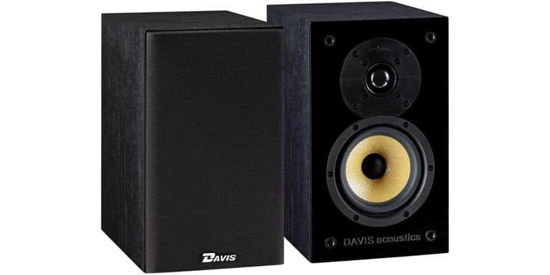 Davis Acoustics Balthus 30 frêne noir