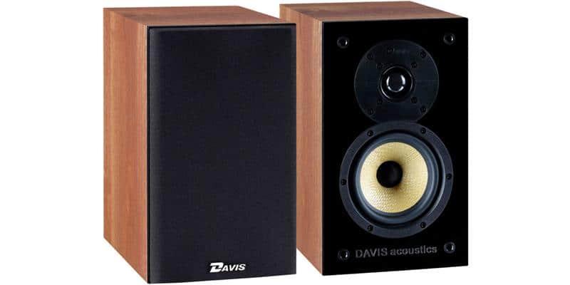 Davis Acoustics Balthus 30 Noyer