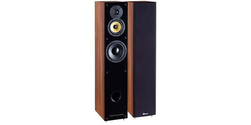Davis Acoustics Balthus 50 noyer