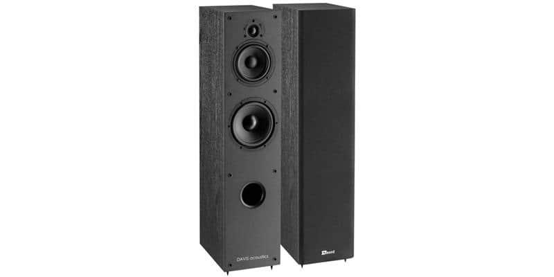 Davis Acoustics Eva 8 Noir