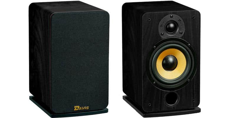 Davis Acoustics EVA Noir