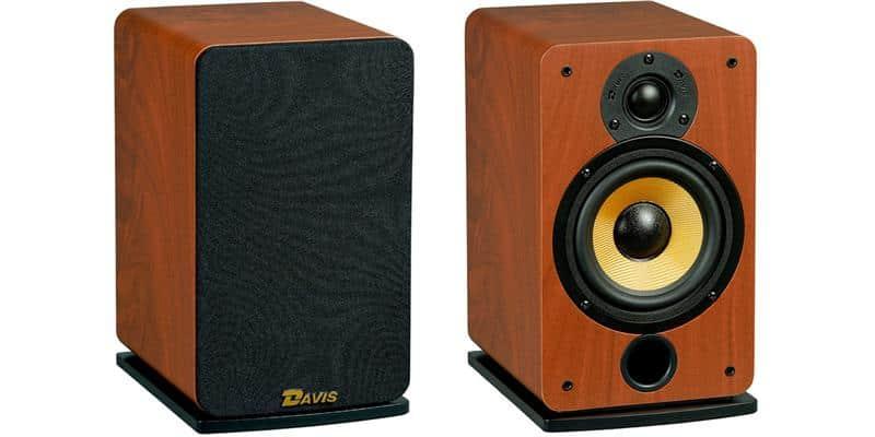 Davis Acoustics EVA Marron