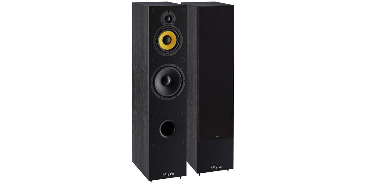 Davis Acoustics Mia 60 Noir