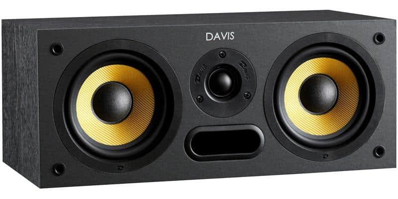 Davis Acoustics Sacha Noir