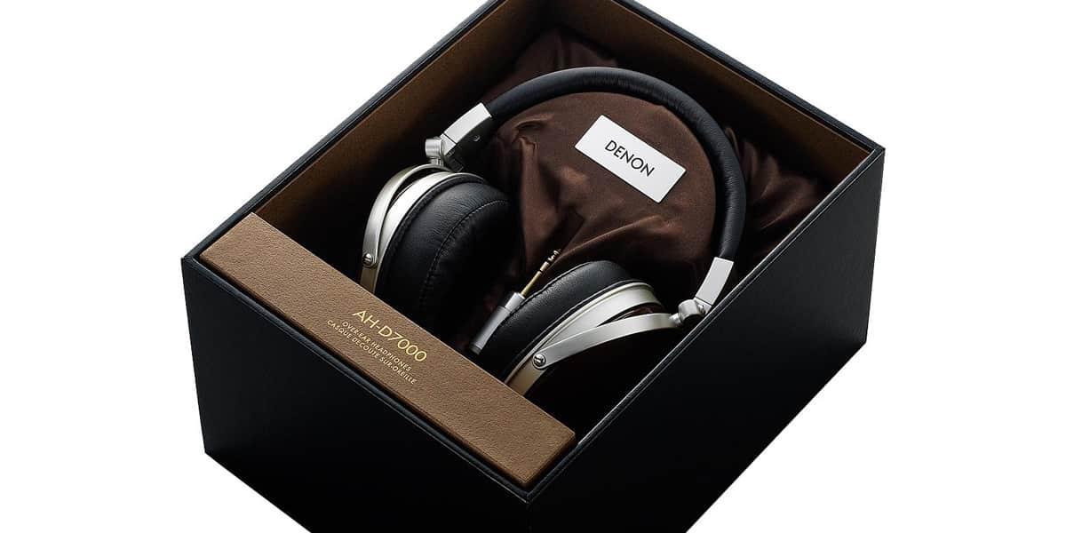denon ah d 7000 brun casques audio hifi sur easylounge. Black Bedroom Furniture Sets. Home Design Ideas